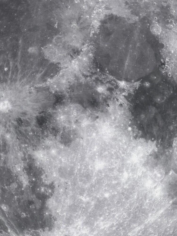 Moon by colorandpattern
