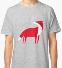Fox pattern Classic T-Shirt