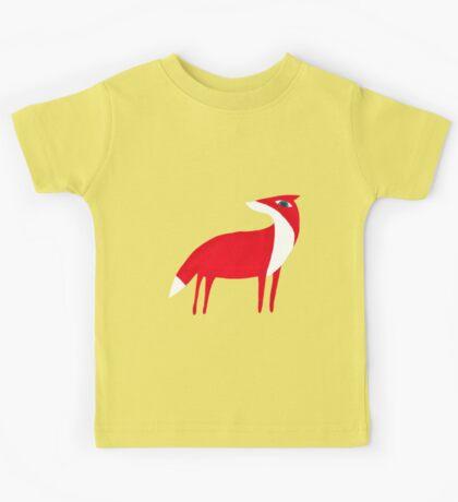 Fox pattern Kids Clothes