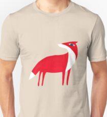 Fox pattern Unisex T-Shirt
