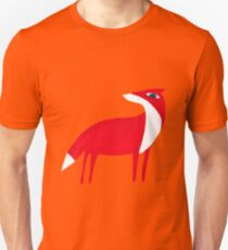 Fox pattern T-Shirt
