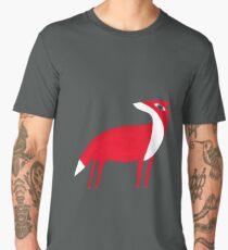 Fox pattern Men's Premium T-Shirt