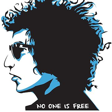 No one is free by markmctaggart