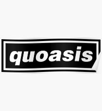 Quoasis Poster