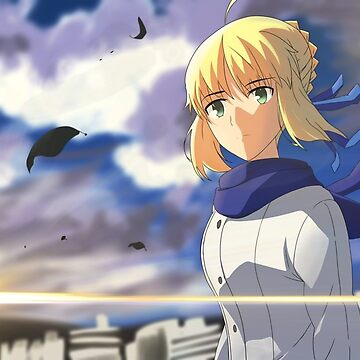 Fate Zero Saber by TheSacredGamer1