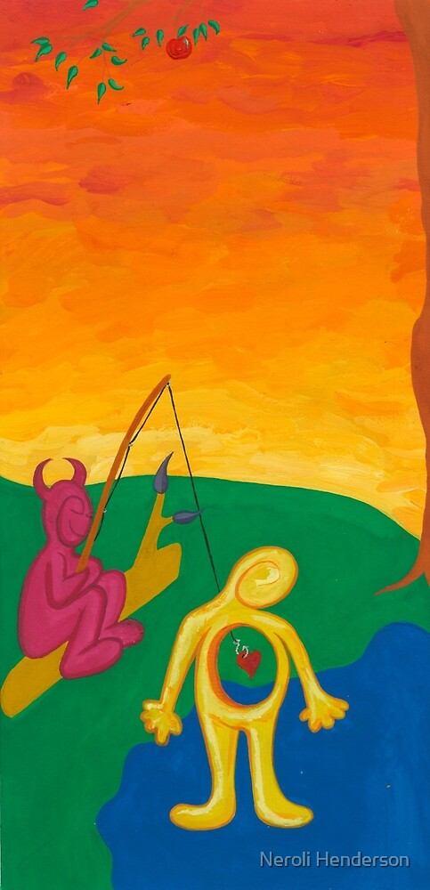 Soul Fishing by Neroli Henderson