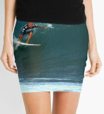 Kelly Slater at Pipeline Masters Mini Skirt