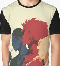 Samurai Champloo - Mugen, Jin, Fuu Graphic T-Shirt