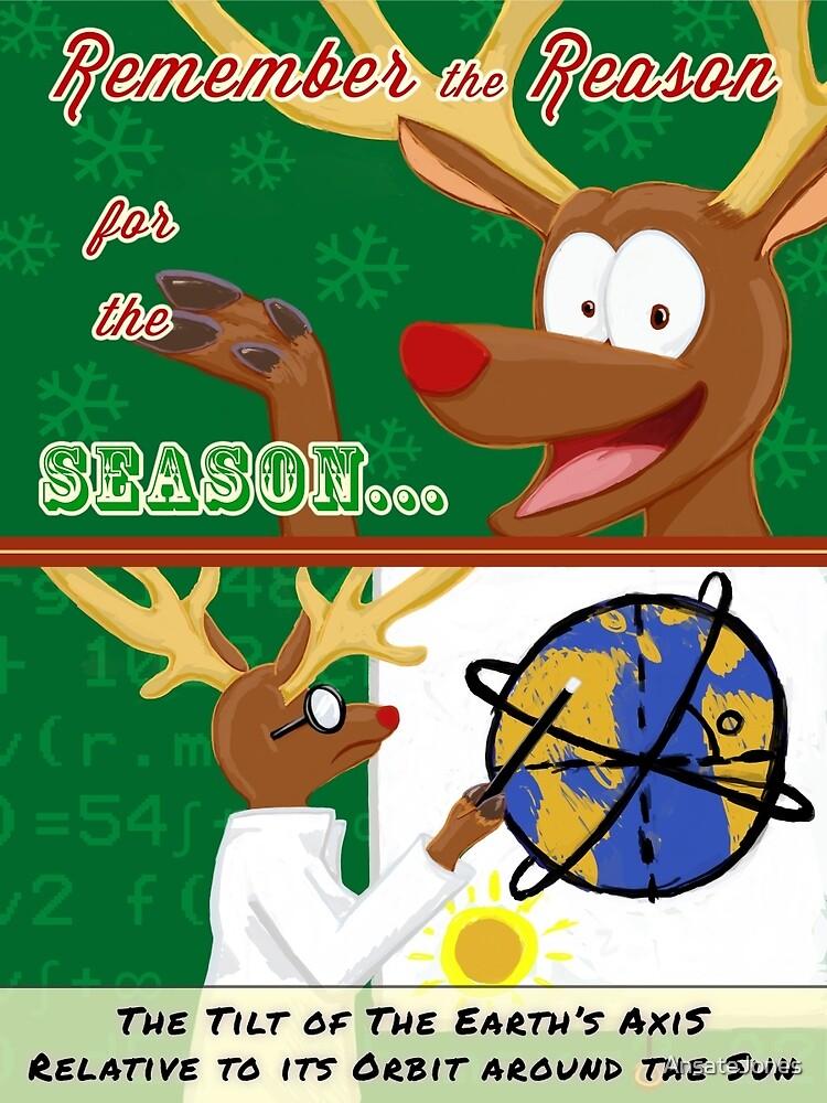 The Actual Reason for the Season by AnsateJones