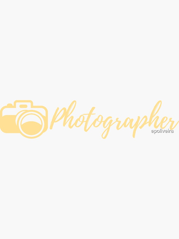 Photographer   Hobbies   Profession  by epoliveira