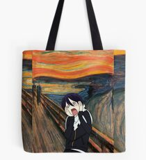 Noragami Scream Tote Bag