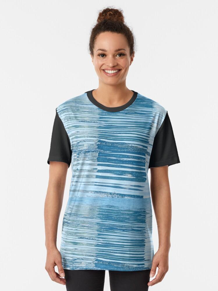 Alternate view of Lochside Graphic T-Shirt