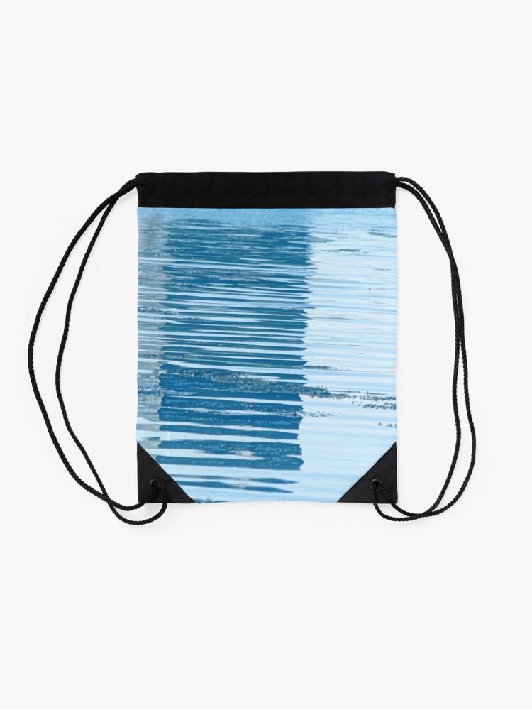 Alternate view of Lochside Drawstring Bag