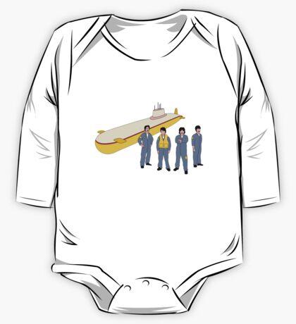 Yellow Submarine Kids Clothes