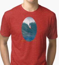Waimea Bay Boogaloo Tri-blend T-Shirt