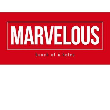 Marvelous  by teebees