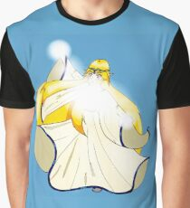 Elven Sorceress Graphic T-Shirt