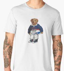 POLO STADIUM BEAR Men's Premium T-Shirt