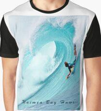 Waimea Big Wave Boogie T-Shirt Graphic T-Shirt