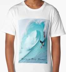 Waimea Big Wave Boogie T-Shirt Long T-Shirt