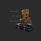 Baby Groot Death Button by CaptnBlackadder
