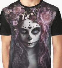 Dia de Muertos Graphic T-Shirt