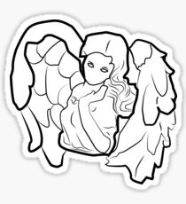 Dark Angel  Sticker