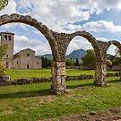 San Vincenzo al Volturno by Olivier  Jules