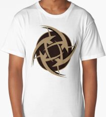 Ninjas in Pyjamas logo Long T-Shirt