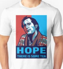 ARTHUR DENT - HITCHHIKER'S GUIDE TO THE GALAXY  Unisex T-Shirt