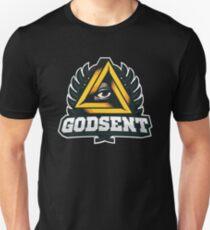 GODSENT logo Unisex T-Shirt