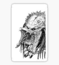 The Wolf Predator Sticker