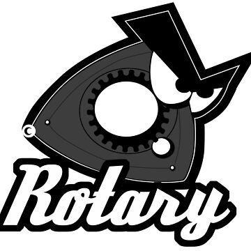 Best Rotary Design Shirt by CarWorld
