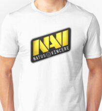 Natus Vincere logo Unisex T-Shirt