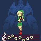 Song of robots by coinbox tees