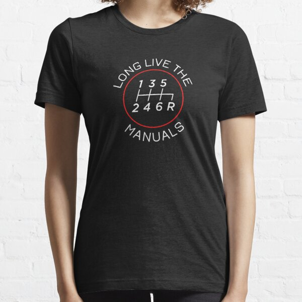 Long Live The Manuals Essential T-Shirt