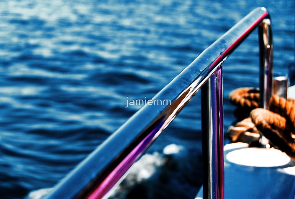 Boat Handrail by jamiemm
