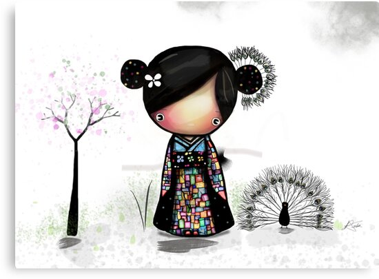 patchwork kimono by © Karin Taylor