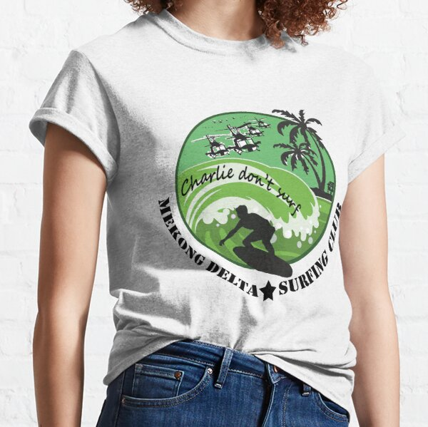 MEKONG DELTA SURF CLUB (ARMY ISSUE) 2 Classic T-Shirt