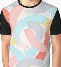 Brushstrokes Graphic T-Shirt