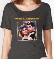 Grease movie album cover Women's Relaxed Fit T-Shirt