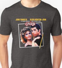 Grease movie album cover Unisex T-Shirt