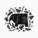 Elefant von Tracie Andrews