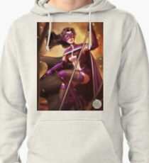 Huntress DC  Pullover Hoodie