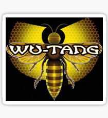 Wutang Killa Bee   Sticker