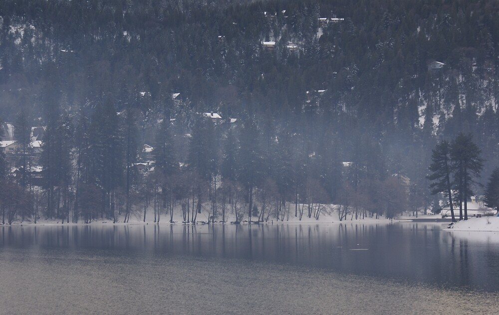 lake gregory by unstableable