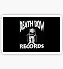 Death Row Sticker Sticker