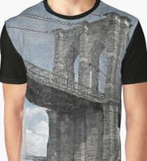 Brooklyn Bridge Graphic T-Shirt
