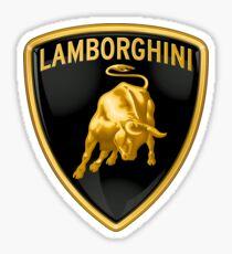Lamborghini logo Sticker