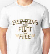 Tom Petty Lyrics T-Shirt
